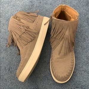 Mossimo Supply Co. Shoes - Fringe Sneakers